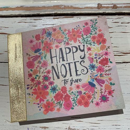 Natural Life Happy Notes