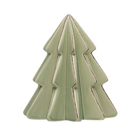 Stoneware Tree, Mint Color