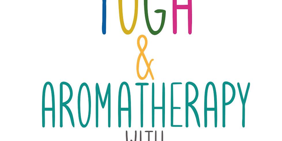 Vacation Week Yoga & Aromatherapy with Sharon
