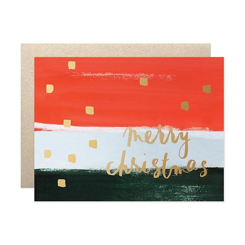 Our Heiday - Merry Christmas Stripes Box Set