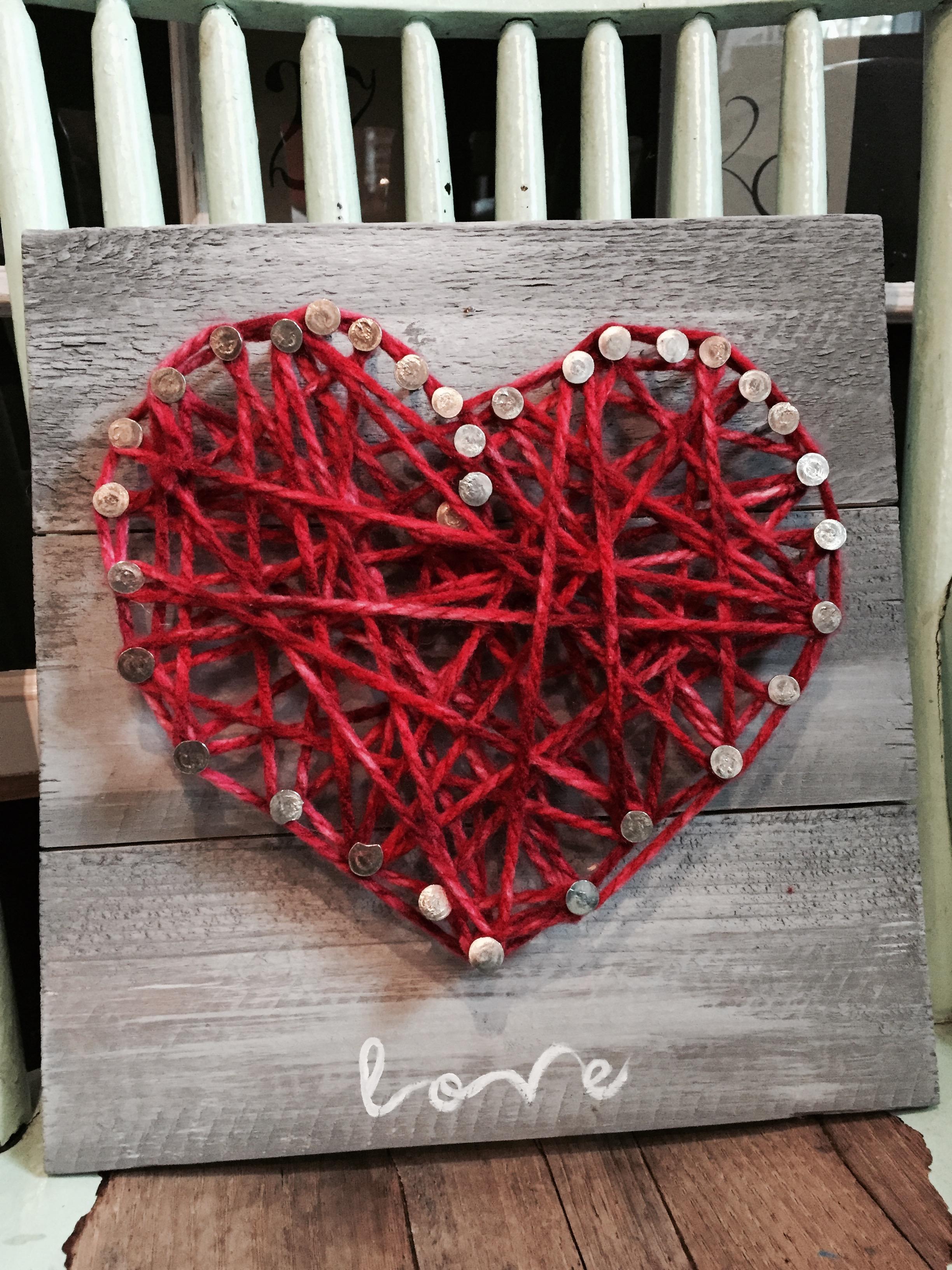 Nail Hearts