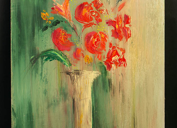 Bouquet esquissé