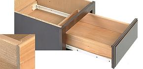 Hardwood Drawer Box