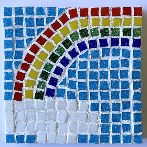 Rainbow Mosaic Kit