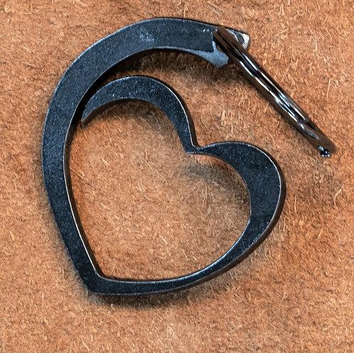 Key Ring- Shooting Heart