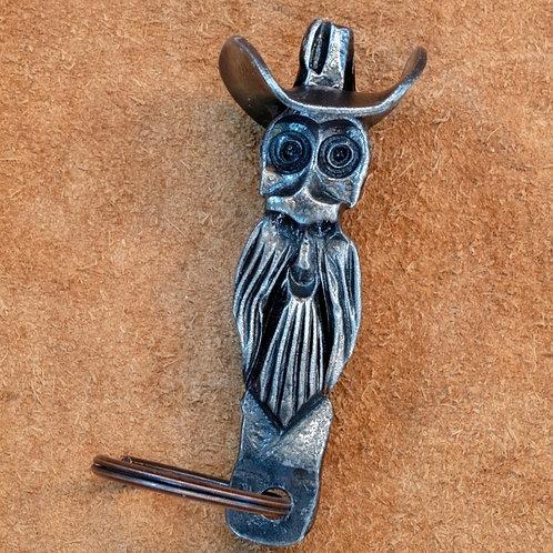 Key Ring-Cowboy
