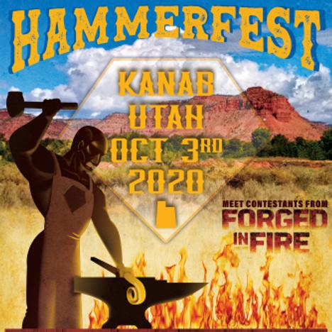 Kanab Hammerfest flyer