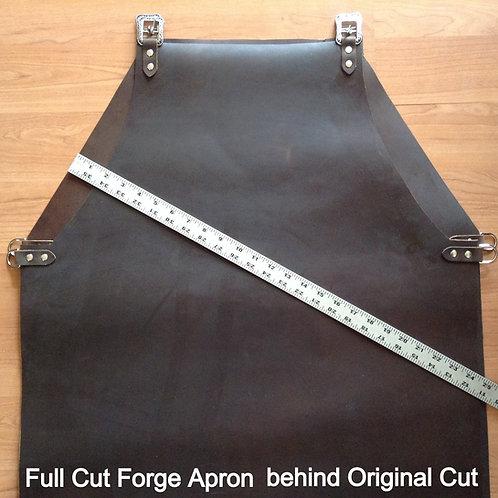 Full-Cut Forge-Apron