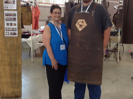 Big and Small, an apron for them all
