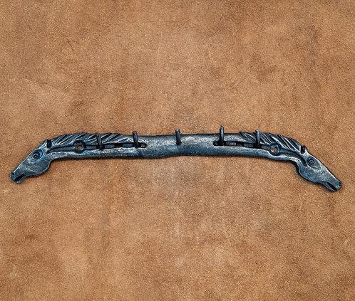 Key Bar- Mustang on Horseshoe