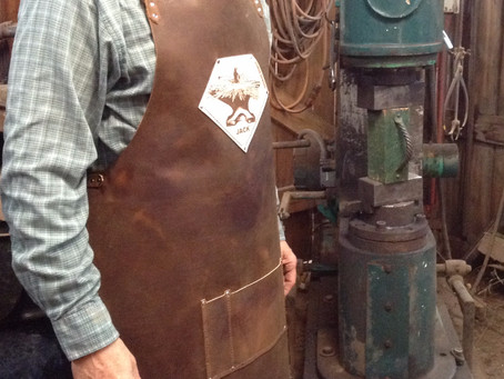 Personalize your Forge-Apron