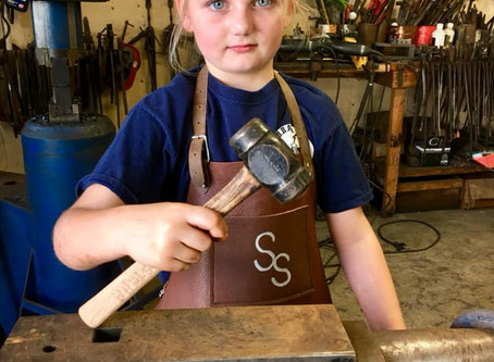 Protect Your Little Blacksmith