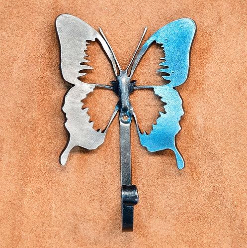 Hook- Butterfly Silhoutte