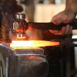 Flirt with Fire Blacksmithing Class