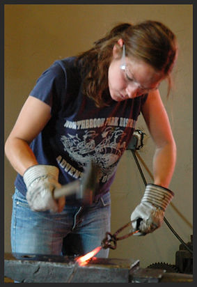 Blacksmithing Classes for Women