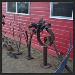 Found Object Sculpture Class