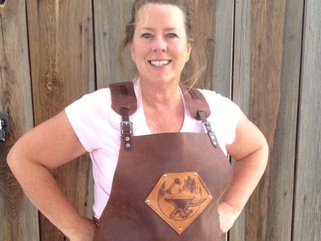 The story behind Forge-Aprons