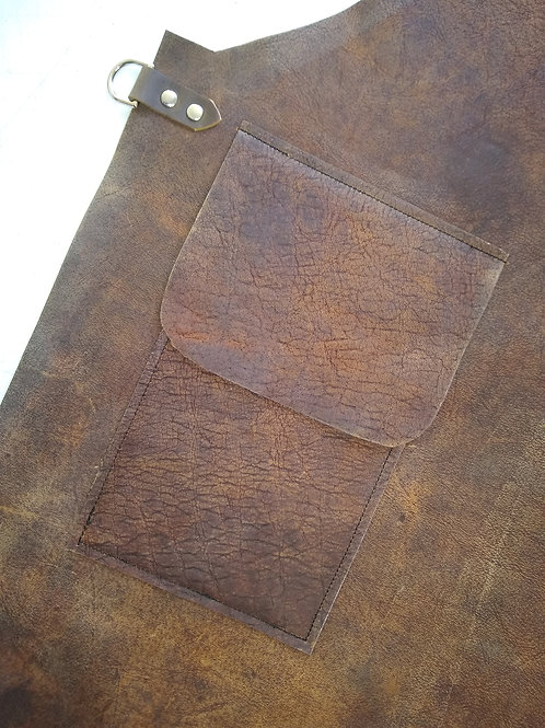 """6"""" Pocket with Flap"""
