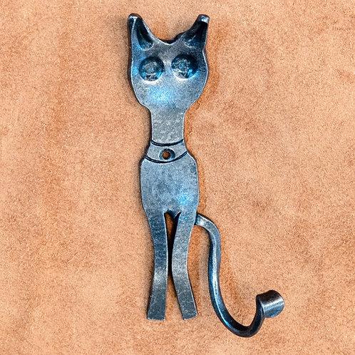 Hook- Cat Tail Silhoutte