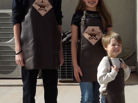 From Big Kids to Little Kids, Forge Aprons has them covered
