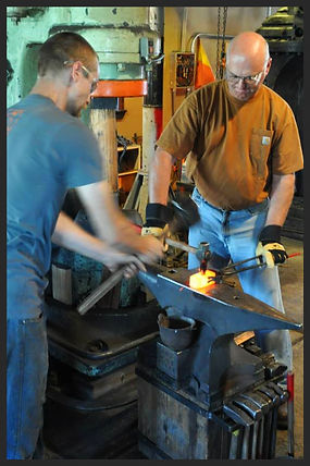 tool making classes at Forge with Intention Blacksmithing School