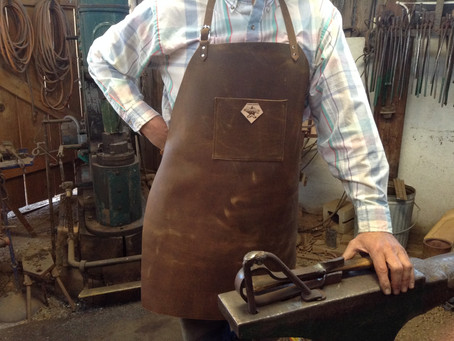 Introducing the Budget Forge-Apron