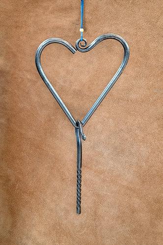Heart Dinner Bell
