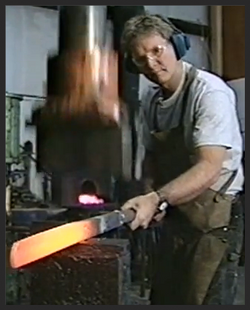David Norrie Blacksmithing School