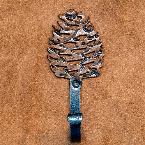 Hook- Pine Cone Silhoutte