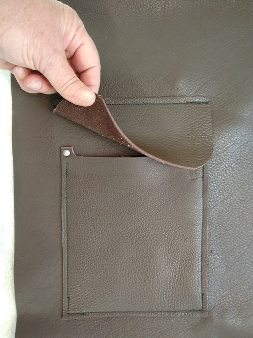 "6"" Pocket with Flap"