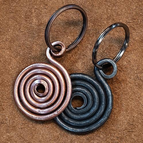 Key Ring- Spiral