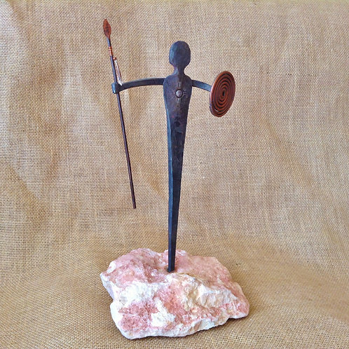 Sculpture- Warrior