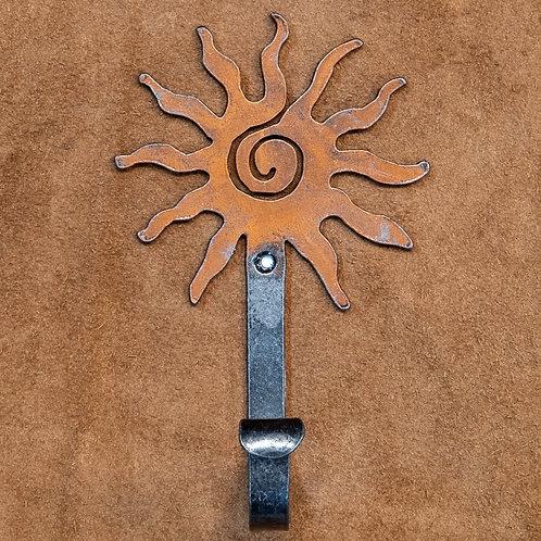 Hook- Sun Spiral Silhoutte