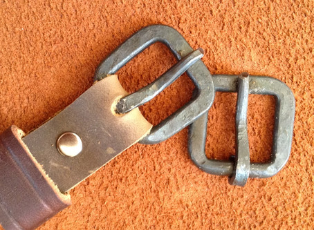 New Option- Hand-Forged Buckles