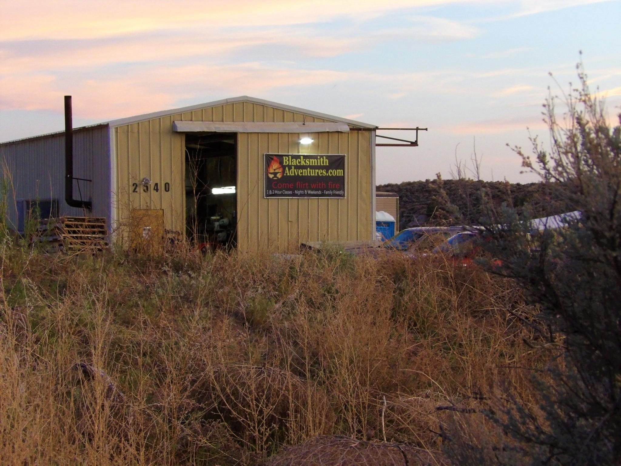 Blacksmith Adventures Shop