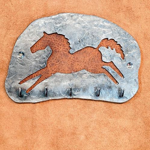 Key Bar- Running Horse Silhoutte