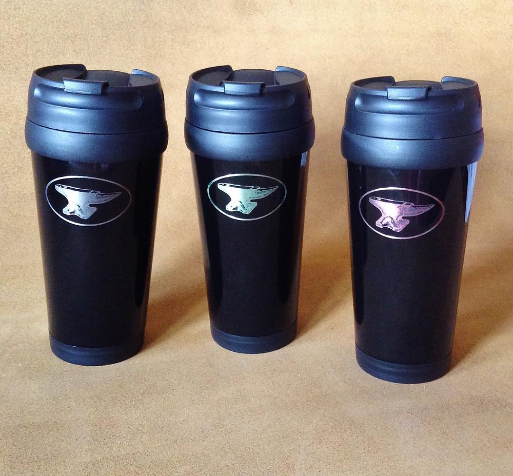 Blacksmith Travel Mugs