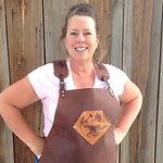 April Witzke blacksmiths wife