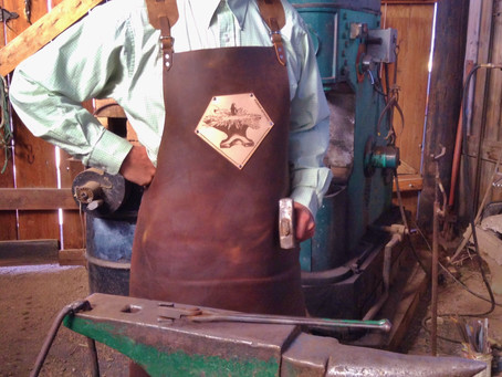 What's the difference between a welders apron and a blacksmith apron?