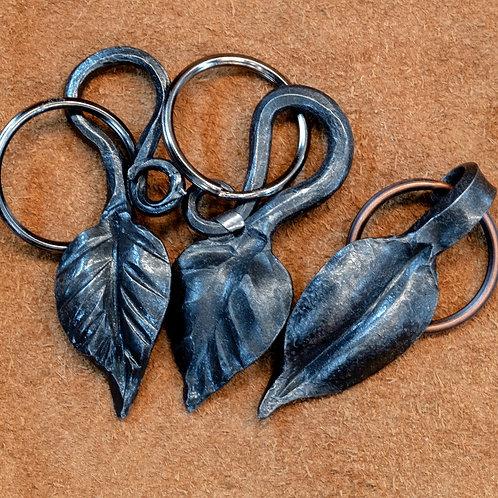 Key Ring-Leaf
