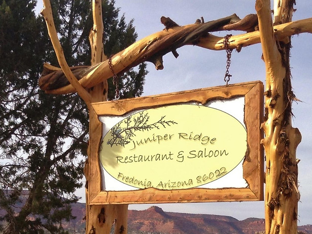 Juniper Ridge Restaurant Saloon and Sports Bar is Kanab's best restaurant and only sports bar
