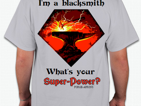 Blacksmith T-shirts and gift items