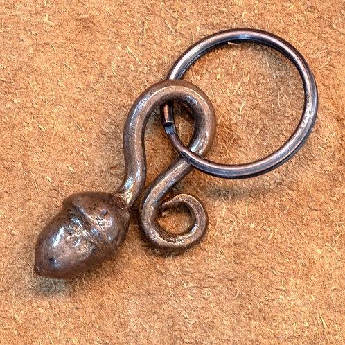 Key Ring-Acorn