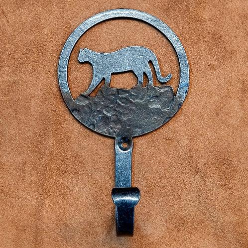 Hook- Mountain Lion Silhoutte
