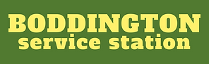 Plain BP Boddington Service Station Logo