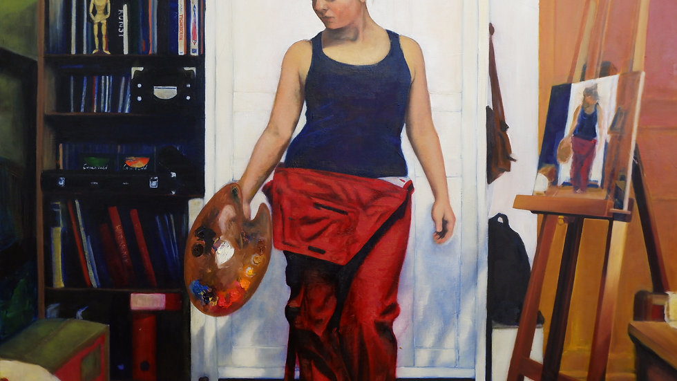 Antiruss - a self portrait as 18 y/o