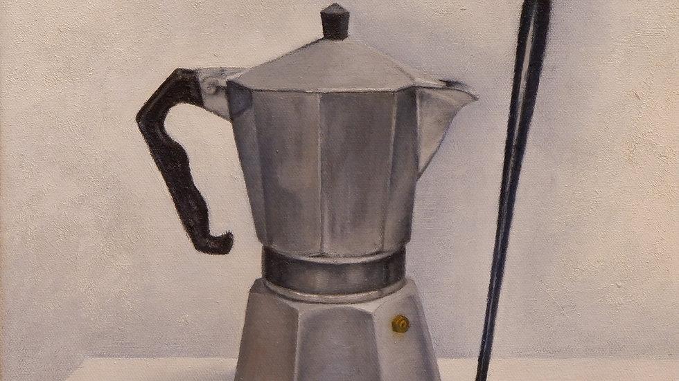 Coffee & paint