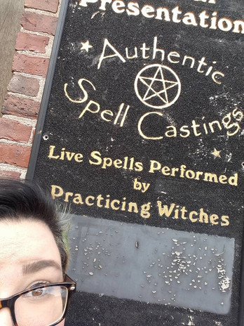 Salem Sign
