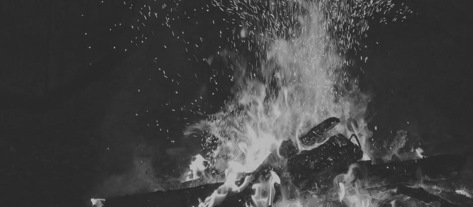 WILD FIRES - poem