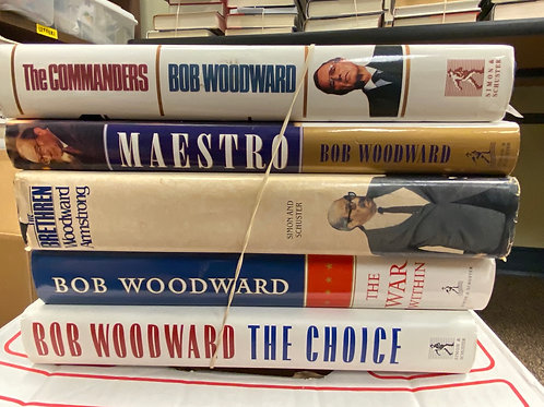 History Commentary, Woodward